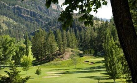 Twin Lakes Golf Course - Twin Lakes Golf Course in Kaleden