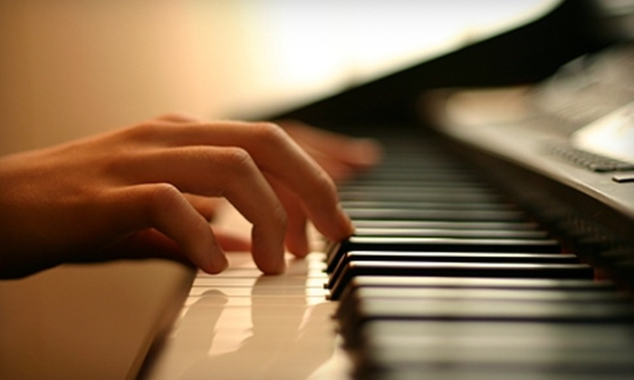 Lori Moran Music - Multiple Locations: $70 for Four Professionally Instructed 30-Minute Voice and/or Piano Lessons at Lori Moran Music ($160 Value)