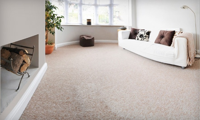 Superior Carpet and Upholstery Cleaning: $49 for 2 Rooms of Carpet Cleaning and 1 Upholstery Cleaning from Superior Carpet and Upholstery Cleaning