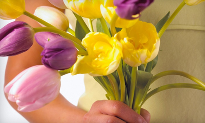 1-800-Flowers Shoppe - Spring Valley: $20 for $45 Worth of Floral Arrangements at 1-800-Flowers Shoppe