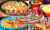 OOB - Maria Bonita Mexican & Cuban Restaurant - Union Park: $12 for $30 Worth of Mexican and Cuban Fare and Drinks at Maria Bonita