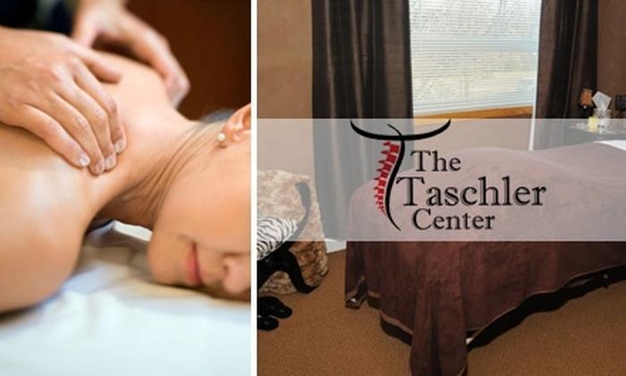 The Taschler Center - Fairfax: $35 for a 50-Minute Deep-Tissue Massage at The Taschler Center