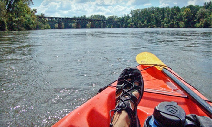 Bash Outdoors - Rock Hill: $35 for a Four-Hour Kayak Tour for Two from Bash Outdoors on Big Allison Creek ($85 Value)