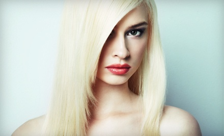 Haircut and Color (a $130 value) - Special Effects Salon & Spa in Marion