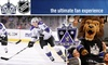 Los Angeles Kings - Downtown Los Angeles: $39 for a 200-Level Seat at One of Three LA Kings Games