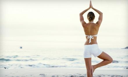 5-Class Pass ($80 value) - Prana Power Yoga in Brooklyn