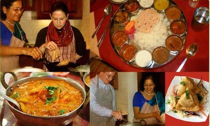 Ranjana Indian Cooking - Chicago: $35 Ranjana's Indian Cooking Classes (41% off)