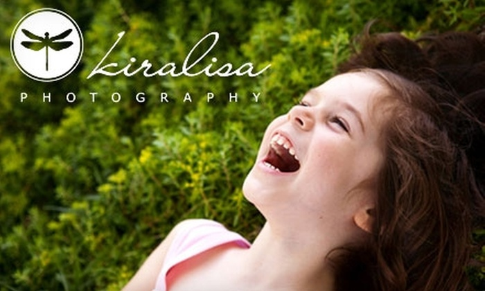 Kiralisa Photography - Poplar Estates Homeowners Association: $150 for a Photo Session at Kiralisa Photography
