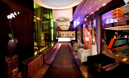 1-Night Stay for Two Adults and Up to One Kid in an Urban Suite - Pantages Hotel Toronto Centre in Toronto