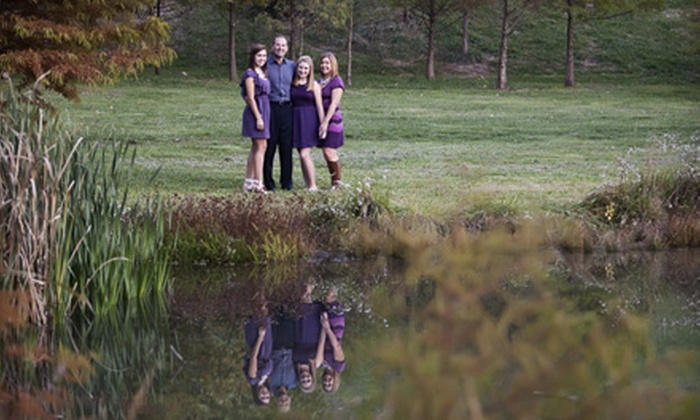 """Rhonda Jean Photos - Chesterfield: $59 for a One-Hour Photo Shoot and One 10""""x13"""" Print at Rhonda Jean Photos in Chesterfield ($195 Value)"""