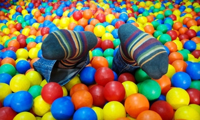 Escapades Family Fun Center - Muncie: $9 for Two Admissions and a $5 Snacks Voucher at Escapades Family Fun Center in Muncie (Up to $21.50 Value)