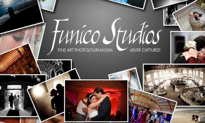 Funico Studios - Upper East Side: $150 for a 50-Minute Photo Package from Funico Studios