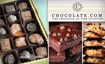 $20 Groupon to Chocolate.com - Chocolate.com in