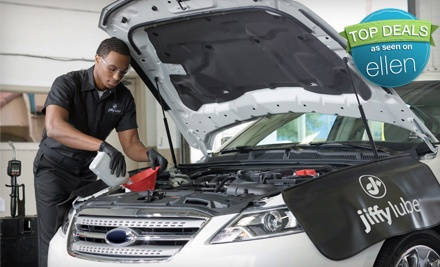 Oil Change (up to a $39.99 value) - Jiffy Lube in
