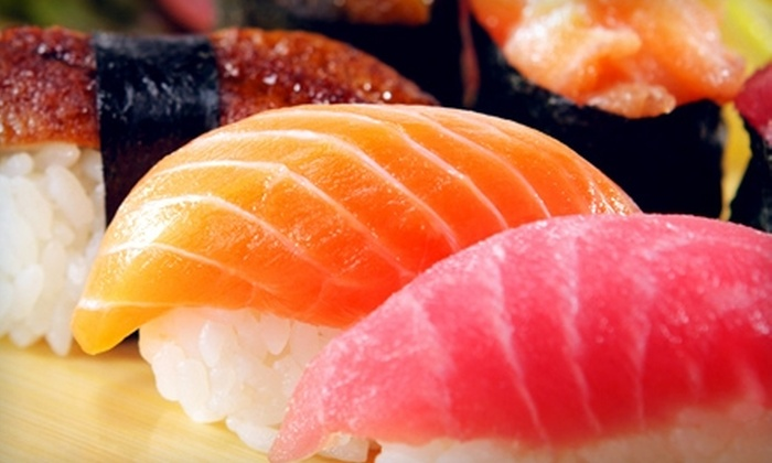 Raa Uptown Japanese - Toronto (GTA): $17 for $35 Worth of Asian Dinner Fare at Raa Uptown Japanese (or $10 for $20 Worth of Lunch)