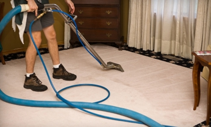 David & Sons Carpet and Upholstery Care - Los Angeles: $99 for Three Rooms and One Hallway Worth of Carpet Cleaning and Protection from David & Sons Carpet and Upholstery Care in Burbank ($219 Value)
