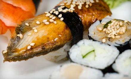$30 Groupon to Izumi Sushi and Teppan - Izumi Sushi in Albuquerque