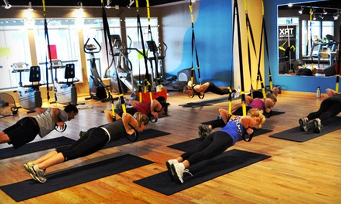 King Studio - Bonneville Hills: 5 or 10 Drop-In TRX Classes at King Studio (Up to 53% Off)