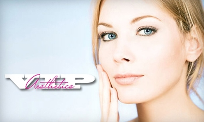 VIP Aesthetics - Coral Ridge: $99 for a Laser Peel or Laser Photofacial at VIP Aesthetics ($345 value)