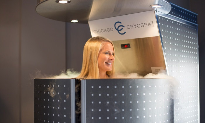 Chicago CryoSpa - Chicago CryoSpa: Cryotherapy Session at Chicago CryoSpa