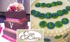 Crave CupCakery - Lakes At Heron Cove Condominium: $50 for $100 Worth of Creamy and Fluffy Custom Cake Designs from Crave CupCakery