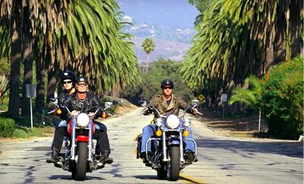 Eaglerider Motorcycle Rental - Eaglerider Motorcycle Rental in Costa Mesa