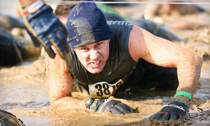 Tough Mudder: $72 for One Entry to Tough Mudder's Wisconsin Event at Devil's Head Resort in Merrimac ($140.75 Value)