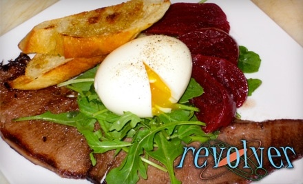 $60 Groupon to Revolver - Revolver in Findlay