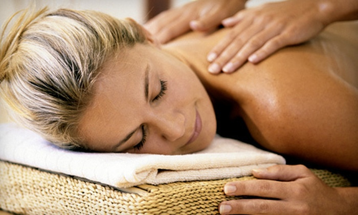 Willows Touch - Greenmeadow: $89 for a One-Hour Massage with a Coffee or Seaweed Body Wrap at Willows Touch in Mountain View (Up to $180 Value)