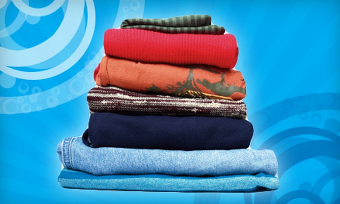 Wash-n-Fold - Oceanfront: $15 for $30 Worth of Laundry Service from Wash-n-Fold