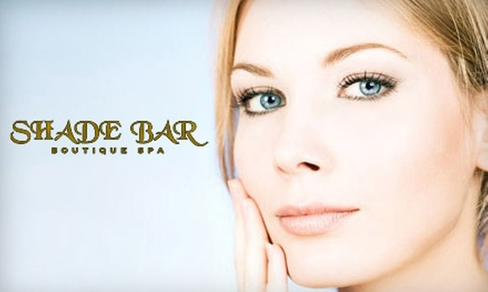 Shade Bar Boutique Spa - Ditmars Steinway: $42 for Your Choice of Facial at Shade Bar Boutique Spa