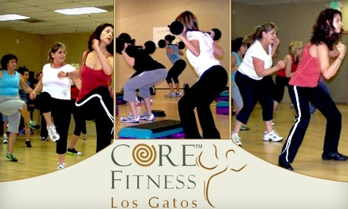 Core Fitness - Noddin: $29 for One Month of Unlimited Group Exercise Classes at CORE Fitness ($99 Value)