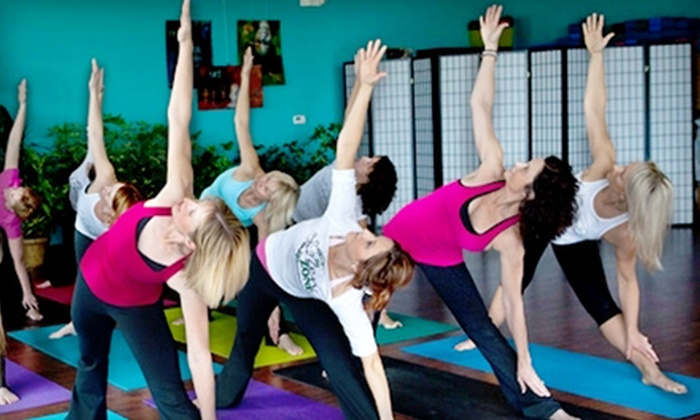 The Zen Zone - Lee's Summit: 5 or 10 Yoga Classes at The Zen Zone in Lee's Summit (Up to 71% Off)