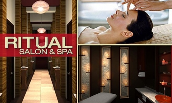 Ritual Salon and Spa - Silverado Ranch: $49 Rescue Me Facial at Ritual Salon and Spa ($105 Value)