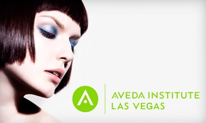 Aveda Institute of Las Vegas - Las Vegas: $19 for $45 Worth of Services at Aveda Institute of Las Vegas