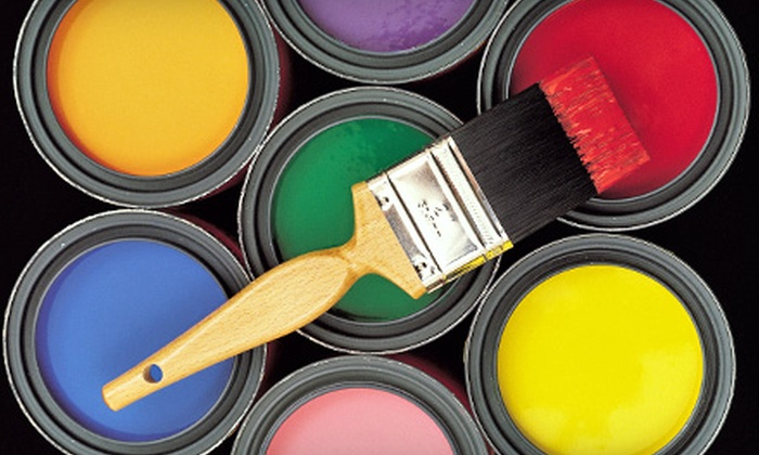 Five Star Painting - Dayton: $99 for Interior House Painting from Five Star Painting (Up to $250 Value)I j