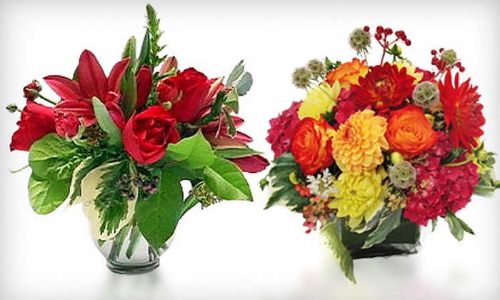 Jane's Roses, Flowers and Events - South Of Market,Mission Bay: $30 Toward Floral Bouquets and Gift Baskets