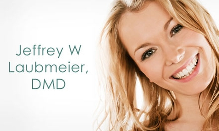 Jeffrey W. Laubmeier, DMD - Lakewood: $95 for a Professional At-Home Teeth-Whitening Kit from Jeffrey W. Laubmeier, DMD ($199 Value)