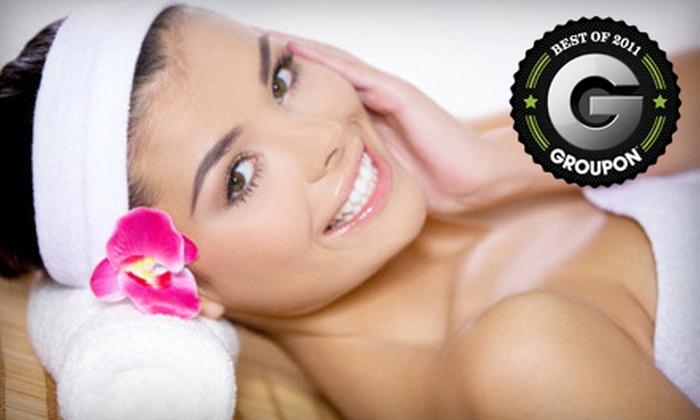 Revelations Salon & Spa - Lakewood: $35 for a Cranberry Massage, Cranberry Facial, or Cranberry Mani-Pedi at Revelations Salon & Spa in Lakewood ($70 Value)