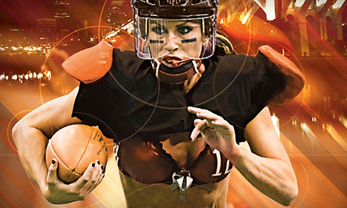 Lingerie Football League - Downtown: Tickets to Lingerie Football League Game at Quicken Loans Arena on October 29 (Up to 57% Off). Three Options Available.