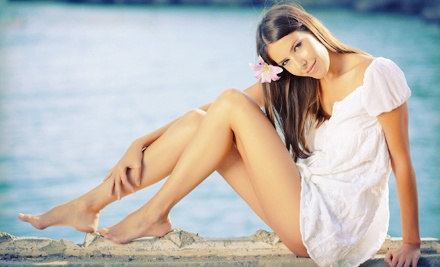 6 Laser Hair-Removal Sessions on a Small Area  - Radiant Skin Laser Center in St. Petersburg