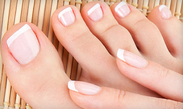 Laser Health Centre - Chilliwack Proper Village West: Laser Toenail Fungus Removal Treatment at Laser Health Centre in Chilliwack (Up to 82% Off). Three Options Available.