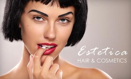 Estetica Hair & Cosmetics: Eyelash Extensions - Estetica Hair & Cosmetics in Glastonbury