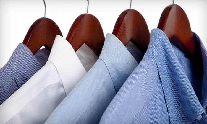Neighborhood Cleaners - Belvidere: $15 for $30 Worth of Dry-Cleaning Services at Neighborhood Cleaners