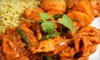 Viceroy of India Restaurant - Multiple Locations: $10 for $25 Worth of Indian Cuisine at Viceroy of India