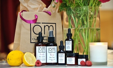 $50 Groupon to Om Aroma & Co. - Om Aroma & Co. in