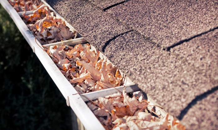 Gutter Hero - Portland: Gutter Cleaning for Up to 3,000 or 4,000 Square Feet from Gutter Hero (Up to 74% Off)
