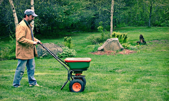 WonderGro, Inc. - Bedford Heights: $69 for a Spring Lawn-Care Package with Aeration, Fertilization, and Weed Control from WonderGro, Inc. ($145 Value)