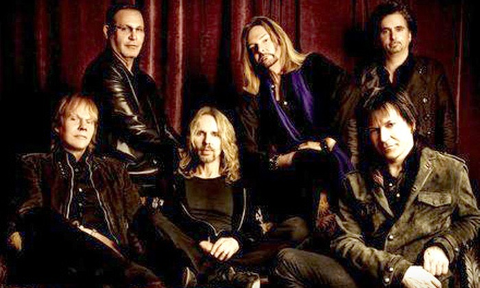 Styx, REO Speedwagon, and Ted Nugent - Council Bluffs: Styx, REO Speedwagon, and Ted Nugent Concert in Council Bluffs on May 10 (Up to Half Off). Two Options Available.