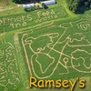 $8 for Corn Maze and Hayride at Ramsey's